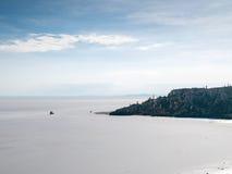 Isla del Pescado Royalty Free Stock Image