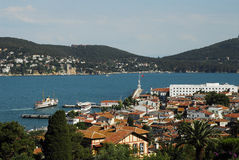 Isla del príncipe - Estambul Imágenes de archivo libres de regalías
