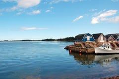 Isla del Principe Eduardo escénica Foto de archivo libre de regalías