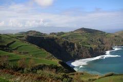 Isla del S. Miguel Imagen de archivo