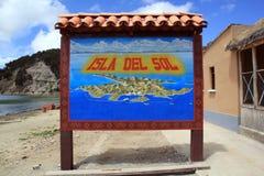 Isla del Sol Stock Photography