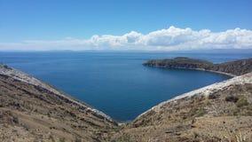 Isla Del Sol Lizenzfreie Stockbilder
