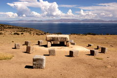 Isla del sol, Bolivia Stock Photos