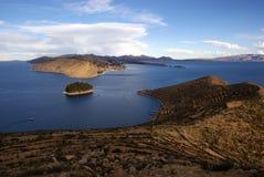 Isla del sol, Bolivia Fotos de archivo