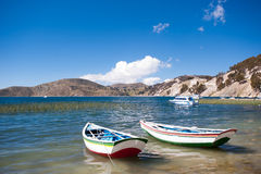 Isla del Sol - Bolivia Royalty Free Stock Photography