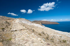 Isla del Sol - Bolivia Stock Photography