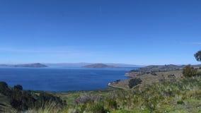 Isla del Sol r E photos libres de droits