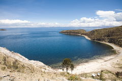 Isla del Sol - Titicaca Royalty Free Stock Image