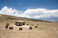 Isla del Sol - Titicaca Stock Photos