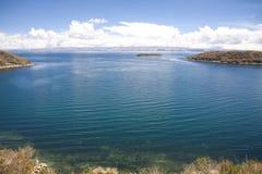 Isla del Sol - Titicaca Stock Image