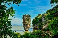 Isla del tapu de Ko en Tailandia Imagen de archivo libre de regalías