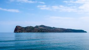 Isla del theodoroi de Agioi, Creta, Grecia fotografía de archivo