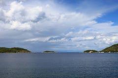 Isla del Vis (Croatia) Imagen de archivo libre de regalías
