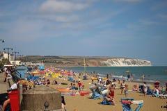Isla del Wight Fotografía de archivo libre de regalías