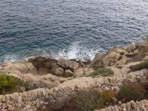 Isla Dragonera españa fotos de archivo