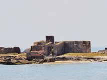 Isla en Essaouira, Marruecos Foto de archivo