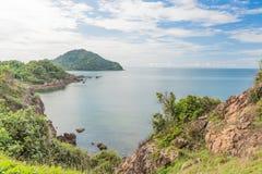 Isla en Tailandia Fotografía de archivo libre de regalías