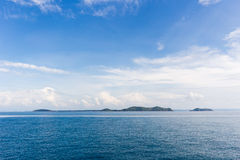 Isla en Tailandia Imagenes de archivo