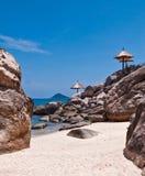 Isla en Tailandia meridional. Fotos de archivo libres de regalías