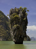 Isla famosa de Tailandia Imagenes de archivo