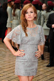 Isla Fisher lizenzfreie stockfotos