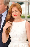 Isla Fisher stockbild