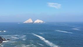 isla gemela imágenes de archivo libres de regalías