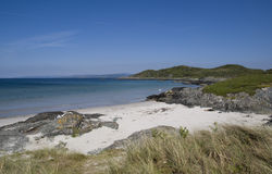 Isla of Gigha Beach Stock Photo