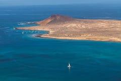 Isla Graciosa Stock Fotografie