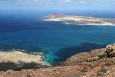 Isla Graciosa, Canary Island Stock Image