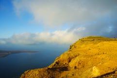 Isla Graciosa, Canary Islands, Spain Stock Photography