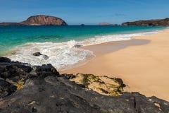 Isla Graciosa Stock Photo