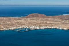 Isla Graciosa Stock Photography
