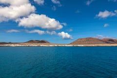 Isla Graciosa Stock Image