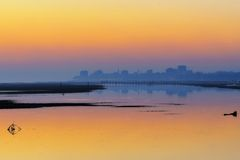 Isla of Grado Italy Royalty Free Stock Image