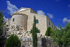 Isla Grecia de Corfú Foto de archivo libre de regalías