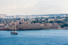 Isla Grecia de Kos Foto de archivo