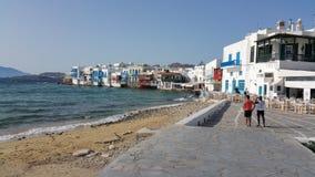 Isla griega Fotografía de archivo libre de regalías