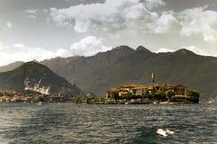 Isla hermosa Imagenes de archivo