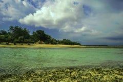 Isla hermosa Foto de archivo
