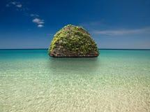 Isla hermosa Fotografía de archivo libre de regalías