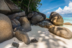 Isla hermosa, Similan ningún 4 Fotos de archivo