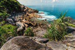 Isla hermosa, Similan ningún 4 Imagen de archivo libre de regalías