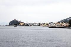 Isla Italia de los isquiones Fotos de archivo libres de regalías