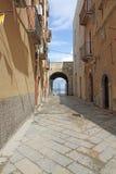 Isla Italia de Trapan Sicilia Fotografía de archivo