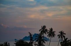 Isla Krabi Tailandia de PhiPhi fotografía de archivo libre de regalías