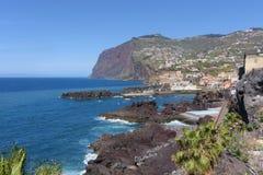Isla Madiera Camara de Lobos portugal Fotografía de archivo libre de regalías