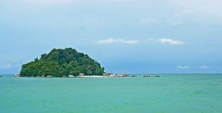 Isla malasia Fotografía de archivo libre de regalías