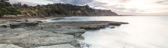 Isla Marine Reserve de la cabra Imagenes de archivo