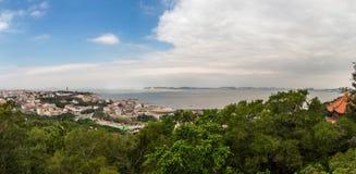 Isla Matsu de Putian Meizhou Fotos de archivo libres de regalías